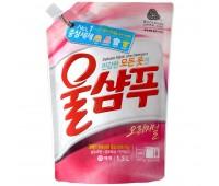 Wool Shampoo Оригинальный Жидкое средство для стирки 1300мл (запаска)