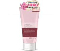 DERMAL CHERRY BLOSSOM SOFT WHITE CLEANSER Пенка для умывания 150гр