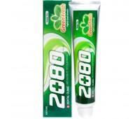 Dental Clinic 2080 Green Fresh Зелёный Чай Зубная паста 120г